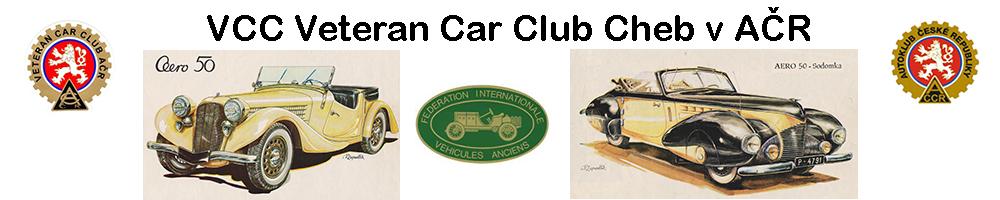 VCC Veteran Car Club Cheb v AČR